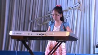 La Cumparsita - Thi organ 2013