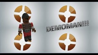 How to make your ROBLOX character look like: Demoman from TF2