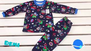Пижама Для Мальчика от Деми