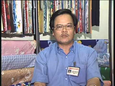 SXSH trong ngành công nghiệp dệt nhuộm