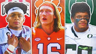 2021 NFL Mock Draft (FT. Trevor Lawrence & Justin Fields)