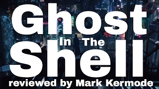 Ghost In The Shell reviewed by Mark Kermode
