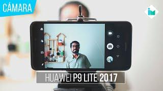 Huawei P9/P8 Lite 2017 - Review de cámara