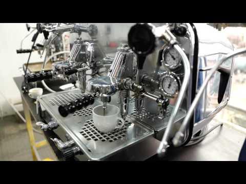 Vintage Espresso Machine Workshop