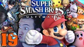 Chrisi spielt Super Smash Bros. Ultimate LIVE 🔴 F19 Ich hab Bock auf Döner.