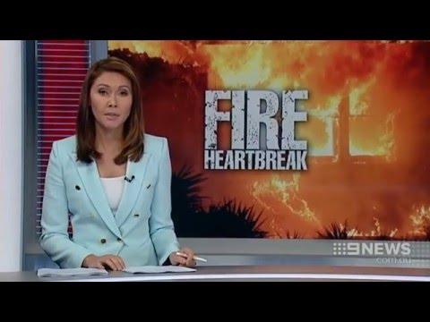 Fire Heartbreak | 9 News Perth