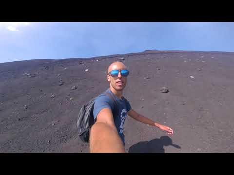 ETNA - Valle del Bove / Cratere centrale