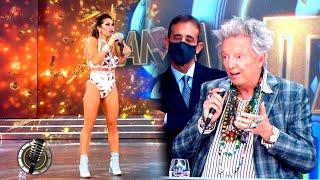 Pepe Cibrián nuevamente le criticó el vestuario a Adabel Guerrero