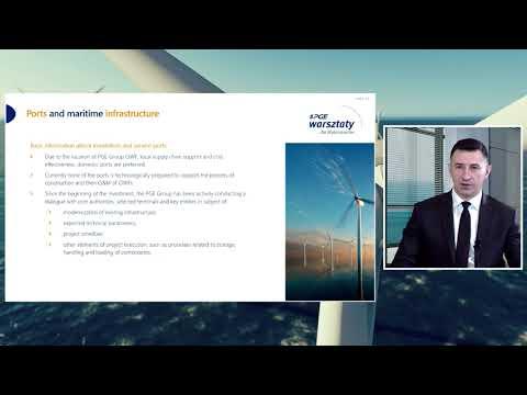 Ports and offshore infrastructure (Krzysztof Fuzowski)
