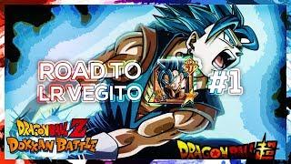IT BEGINS! NEW LIVE SERIES! ROAD TO LR VEGITO #1 | DBZ Dokkan Battle thumbnail