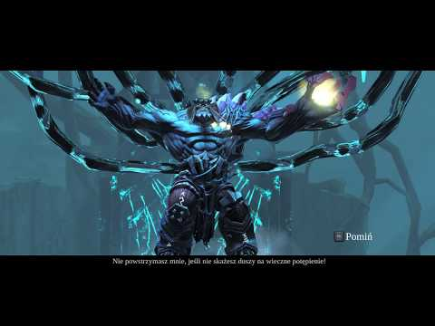 Darksiders 2 Deathinitive Edition last fight with Avatar of Chaos  
