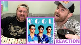 JONAS BROTHERS COOL | REACTION VIDEO Video