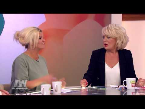 Sherrie Teaches Kerry About How Proper Ladies Act On Dates | Loose Women
