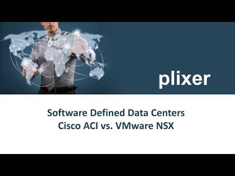 Cisco ACI vs. VMware NSX: Which Software-Defined Solution is Right for You?