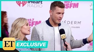 Why Bachelor Colton Underwood Is a Fan of Luke P. (Exclusive)