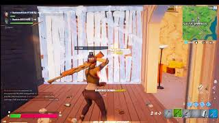 Fortnite Live Stream | PC Streamer | Na West | Solo/Random Duos | Interactive Streamer! | Come Chat!