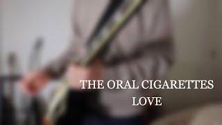 だいぶ手がバタバタしています笑 THE ORAL CIGARETTESさんのアルバム「UNOFFICIAL」から『LOVE』を弾きました。 ※tab譜はアルバムバンドスコアを使用し...