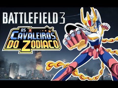 CAVALEIROS DO ZODÍACO - Battlefield 3