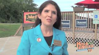 Evelyn Sanguinetti Candidate to Lieutenant Governor for Illinois
