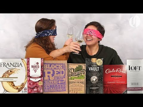 We tried 45 types of boxed wine: The good, bad and ugly
