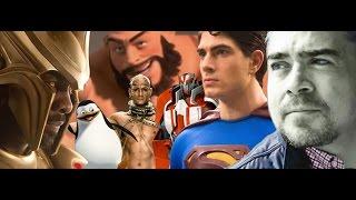 Actores de doblaje mexicano: la voz de Superman, Xerxes, Skypper y muchos más