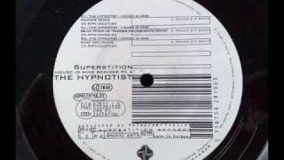 the hypnotist house is mine - baby doc remix