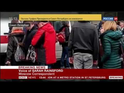 Explosion in St  Petersburg Metro, 10 killed 30 casualities   All St  Petersburg Metro stations have