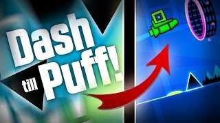 Dash Till Puff 2 In GEOMETRY DASH 2 1 ClutterFunk II By BGames Me