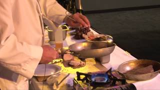 Colorado Pork Loin With A Red Grape Marsala Sauce With Chef Michael Ditch