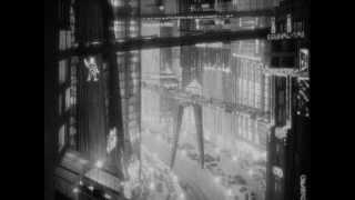 Oil 10 - Lost in Metropolis
