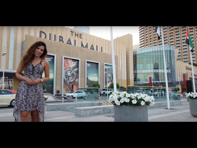 100 Híres épület a világban - 10. rész The Dubai Mall | Tamás Anita