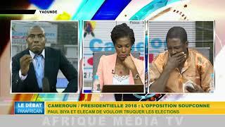 CAMEROUN / PRÉSIDENTIELLE 2018 : L'OPPOSITION EST-ELLE PRÊTE A BATTRE PAUL BIYA ?