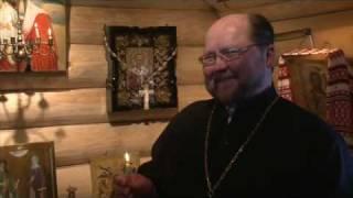 Isä Mitro kertoo että Jumalan poika lähti ovet paukkuen Helsinkiin