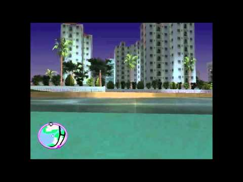 GTA VC - Swimming mod HD 720p