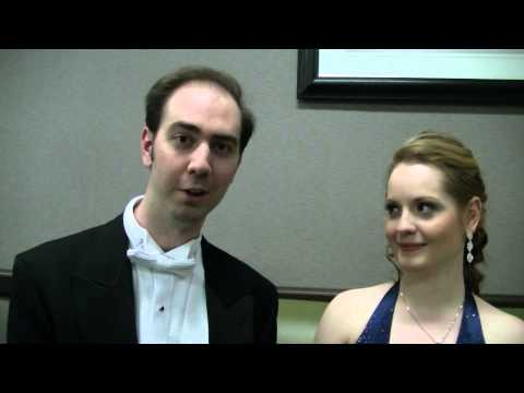 Interview with Anton S. - 2015 Johann Strauss Ball