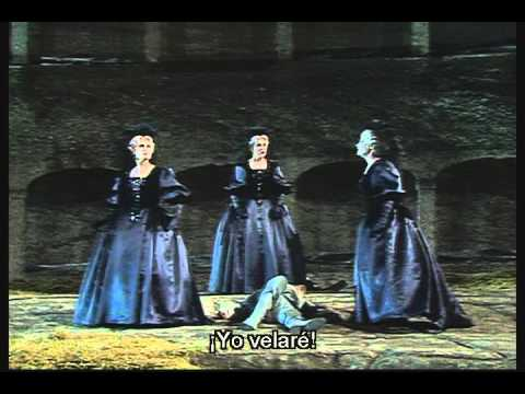 Mozart - Die Zauberflöte, parte 1 (Levine) [TDK]