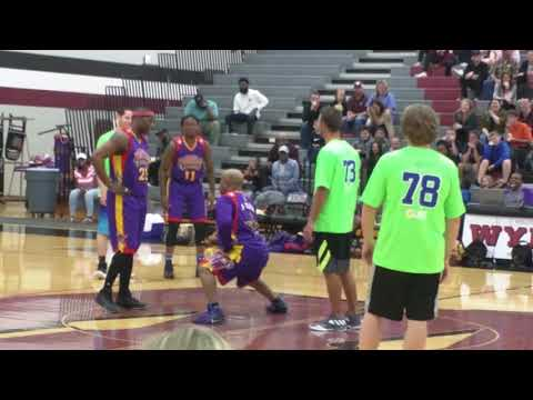 Harlem Wizards.Wylie High School.03.21.2018