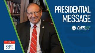 video thumbnail for September 2020 President's Report