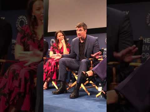 Paley Center Fall Preview- The Rookie- Nathan Fillion Part 2