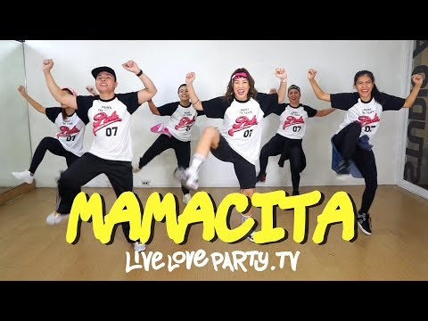 Mamacita by Jason Derulo   Live Love Party™   Zumba®   Dance Fitness