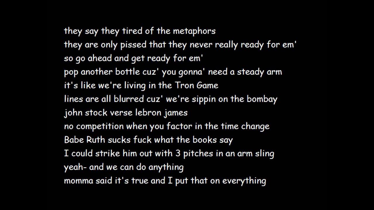 An examination of rap music and its misrepresentation
