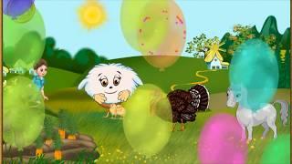 Животные помогают учить цвета. Мультик про цвета. Учим цвета с животными. Мультик от 2х до 5 лет