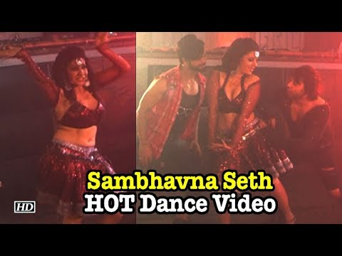 Sambhavna Seth HOT Dance Video