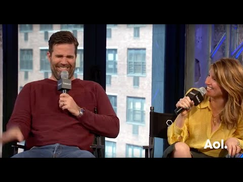 Rob Delaney and Sharon Horgan On Catastrophe | BUILD Series