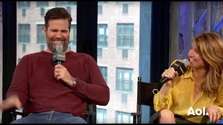 "Rob Delaney and Sharon Horgan On ""Catastrophe"" 