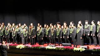 We Know The Way / Moana || AUT Graduation 2017