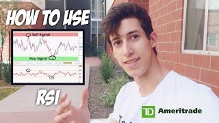 How To Use Relative Strength Index (RSI) | Easy Day Trading Tip