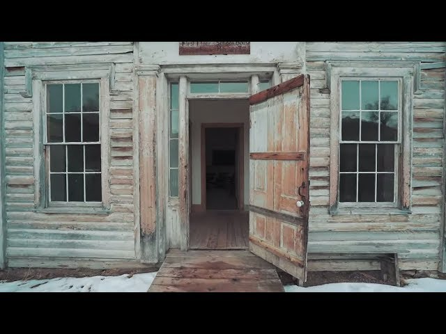 città fantasma [AMERICA ABBANDONATA]・Montana con Far Cry 5