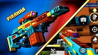 Craft Shooter Online - Piranha [Review]