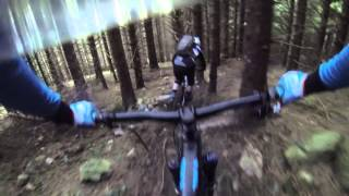 Repeat Offender, dry conditions, Innerleithen - Canyon Strive 2015